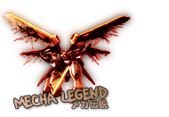 Logo Mecha Legend