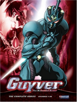 Guyver - The Bioboosted Armor Anime