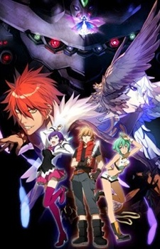 Aquarion Evol Anime