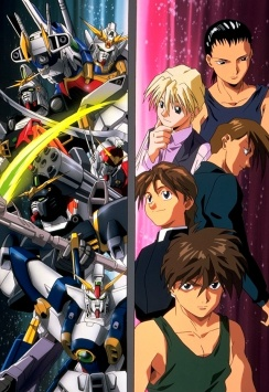 New Mobile Report Gundam Wing: Operation Meteor Anime