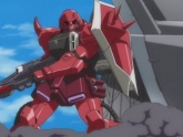 ZGMF-1000 Zaku Warrior