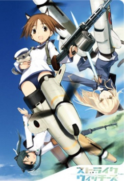 Strike Witches OAV Anime