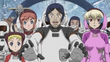 Bodacious Space Pirates 12 vostfr