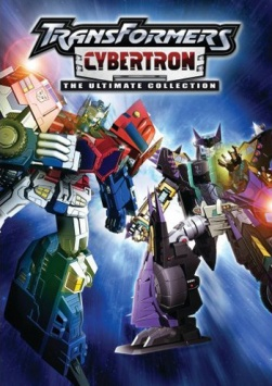 Transformers: Cybertron Anime