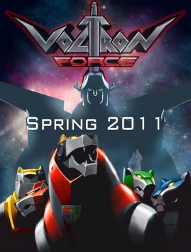 Voltron Force Anime