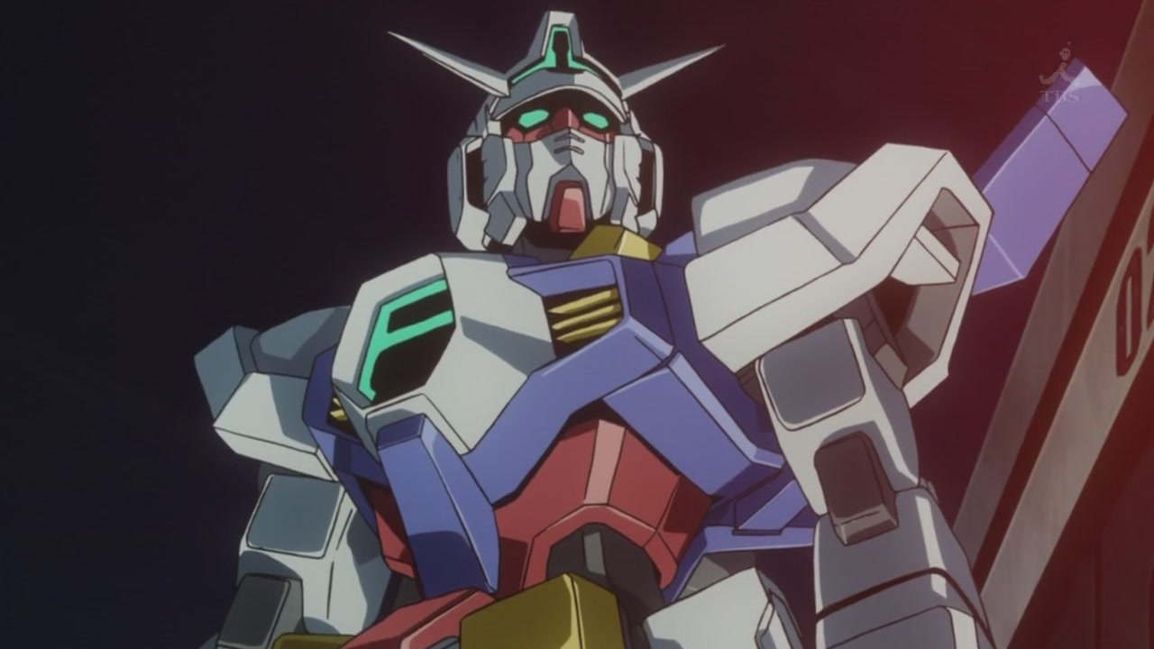 AGE-1 Gundam AGE-1 Normal Type