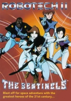 Robotech II: The Sentinels Anime