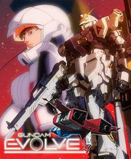 Mobile Suit Gundam Evolve Anime