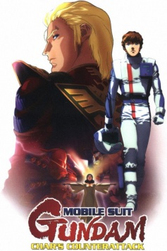 Mobile Suit Gundam : Char contre-attaque Anime