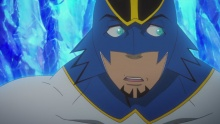 Tiger and Bunny episode 1 vostfr