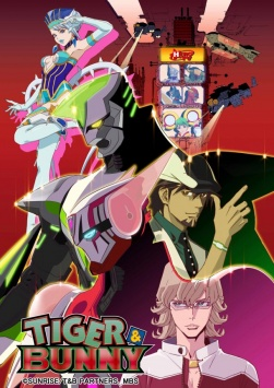Tiger & Bunny Anime