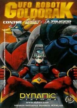 Goldorak contre Great Mazinger Anime