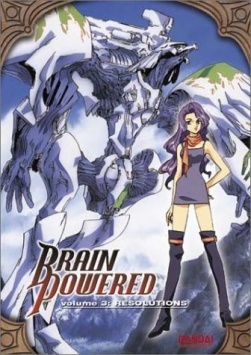 Brain Powerd Anime