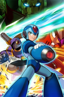 MegaMan Maverick Hunter X: The Day of Sigma Anime