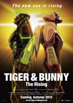 Gekijō-ban Tiger & Bunny -The Rising- Anime