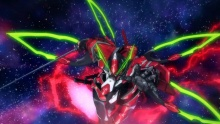 Valvrave The Liberator ép 02 streaming VOSTFR