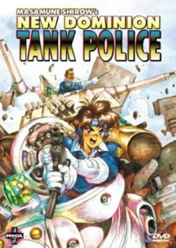 New Dominion Tank Police Anime