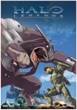 Halo Legends Anime