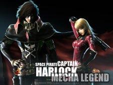 Captain Harlock 3D (Albator)