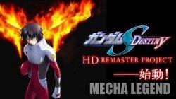 Gundam SEED DESTINY HD Remaster annoncée