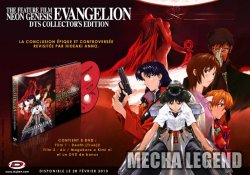 Neon Genesis Evangelion : The Feature Film