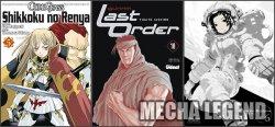 Les sorties Glénat Manga et Tonkam de la semaine