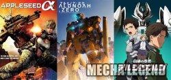 Anime été 2014 mecha