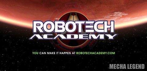 Robotech Academy, projet Kickstarter lancé !