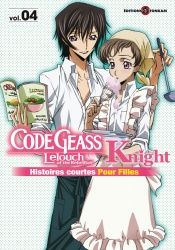 Code Geass - Knight for Girls Volume 4 Manga