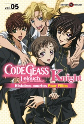 Code Geass - Knight for Girls Volume 5 Manga