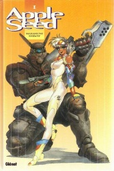 Appleseed Volume 1 Manga