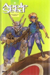 Appleseed Volume 2 Manga