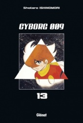 Cyborg 009 Manga tome 13