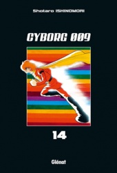 Cyborg 009 Manga tome 14