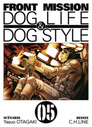 Front Mission - Dog Life & Dog Style Volume 5 Manga