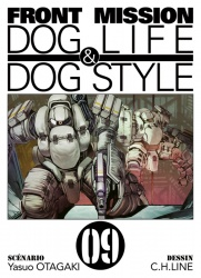 Front Mission Dog Life & Dog Style tome9