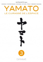 Yamato Manga Tome 03