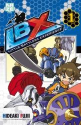LBX - Little Battlers eXperience - Tome 1 - Kazé Manga