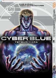 Cyber Blue 03 Manga
