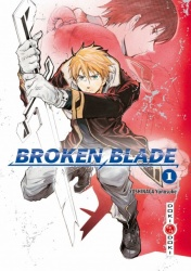 Broken Blade Manga