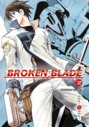 Broken Blade Volume 2 Manga