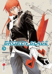 Broken Blade Volume 5 Manga