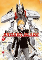 Broken Blade Volume 7 Manga