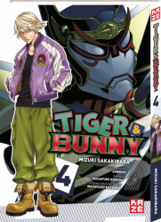 Tiger And Bunny Manga 4