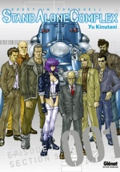 Ghost in the Shell: Stand Alone Complex - Tome 1 chez Glenat