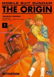 Gundam The Origin Volume 1 Manga
