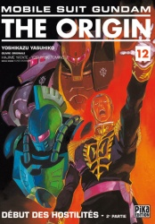 Gundam The Origin Volume 12 Manga