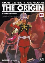 Gundam The Origin Volume 13 Manga