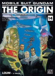 Gundam The Origin Volume 14 Manga