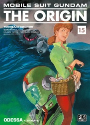 Gundam The Origin Volume 15